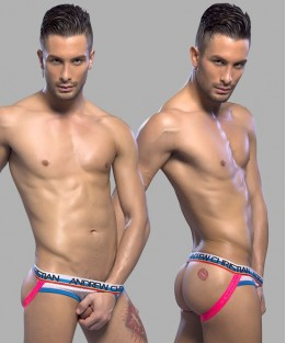 C-Ring Brief Jock - White
